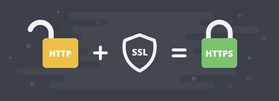 تفاوت http با https در طراحی سایت